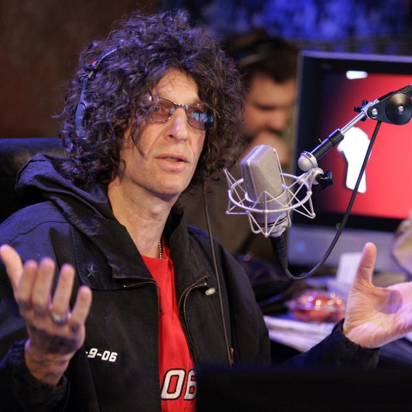 How Howard Stern Became the King of All Media