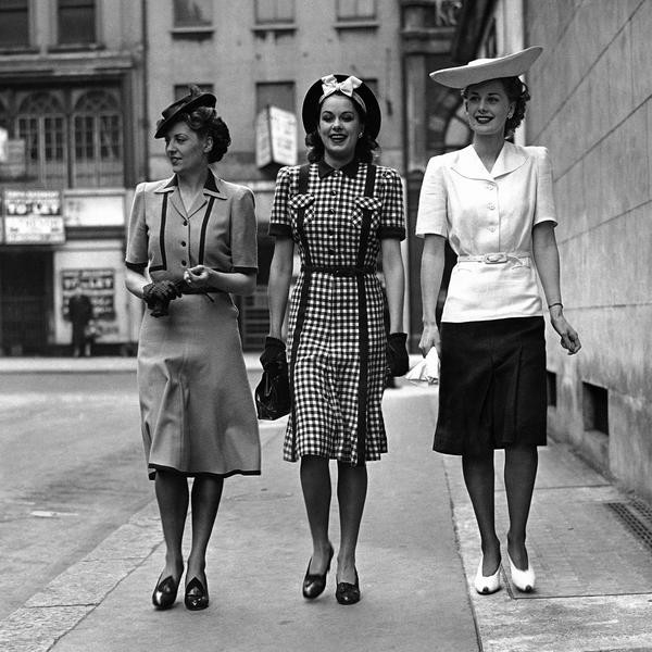 Fashion Trends From Each Decade, 1920-2010