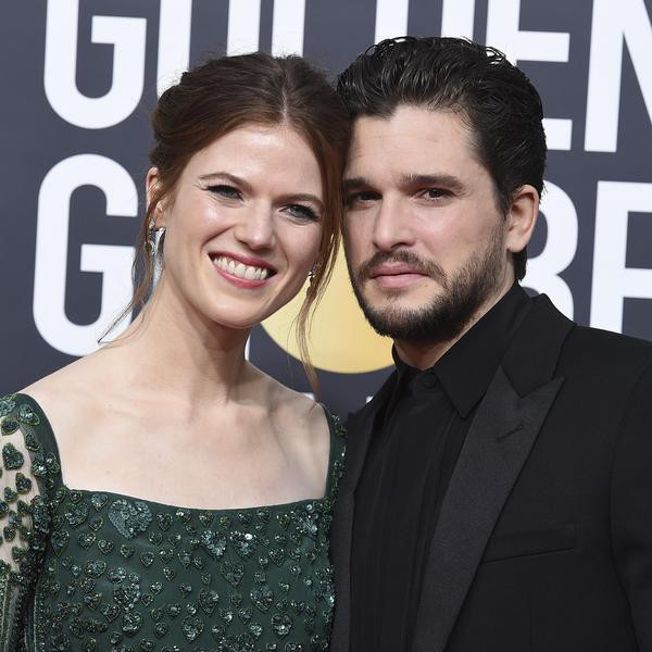 Red Carpet Couples at the 2020 Golden Globes