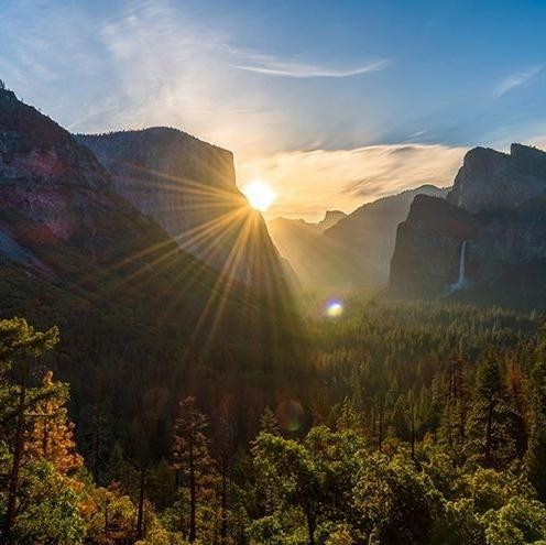 The best National Parks for photographers