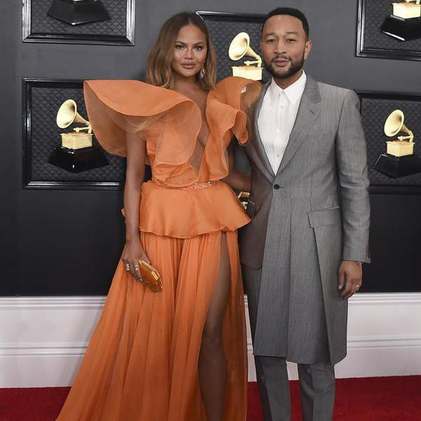 Best Dressed Couples at the 2020 Grammys