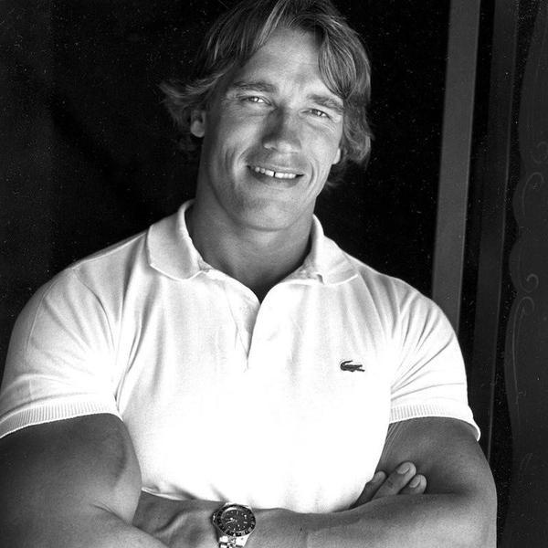 Arnold Schwarzenegger's Career Timeline