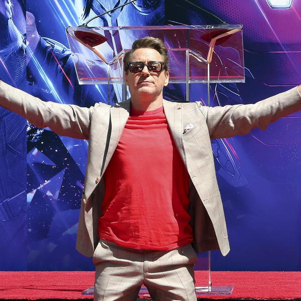 Robert Downey Jr.'s Incredible Comeback Story
